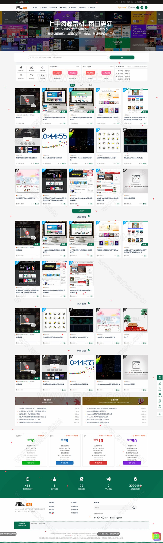 WordPress主题RiPro新版免授权+二开美化包+局部细节美化